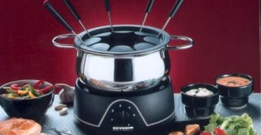 meilleur appareil à fondue électrique