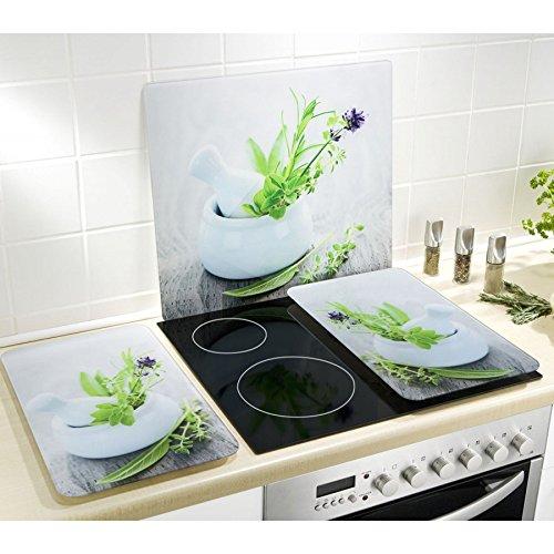 Protège plaque de cuisson universel