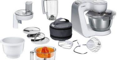 Avis Robot de cuisine Bosch MUM58243