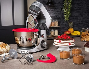 Avis Robot de cuisine Krups Premium 17 pièces