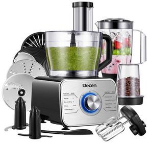 Avis Robot de cuisine multifonction Decen