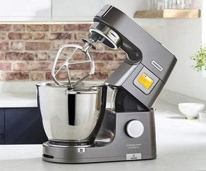 Avis Robot pâtissier Kenwood Titanium Chef Pâtissier XL KWL90.034SI