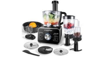 Test Robot culinaire multifonction Topchef