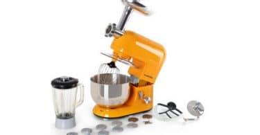 Test Robot de cuisine universel Klarstein Lucia