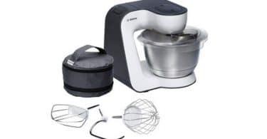 Test Robot pâtissier Bosch MUM5 StartLine MUM54A00