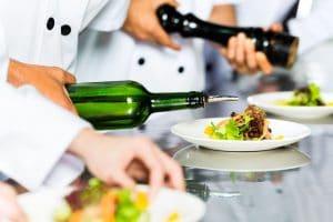 Vins et préparations culinaires